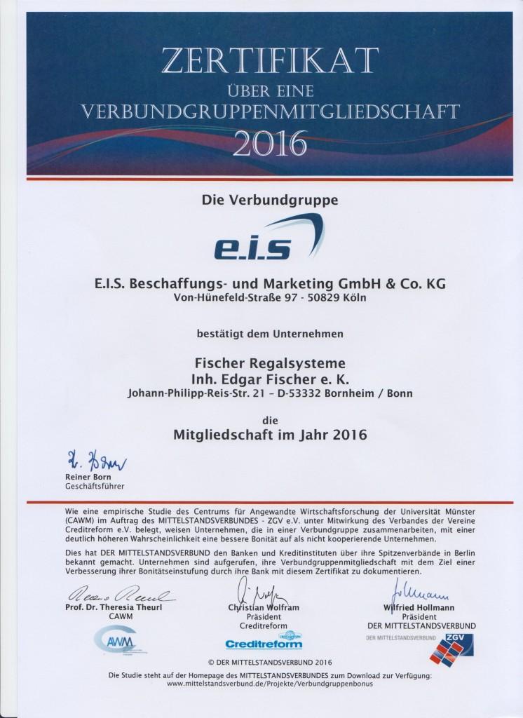 Fischer EIS 001